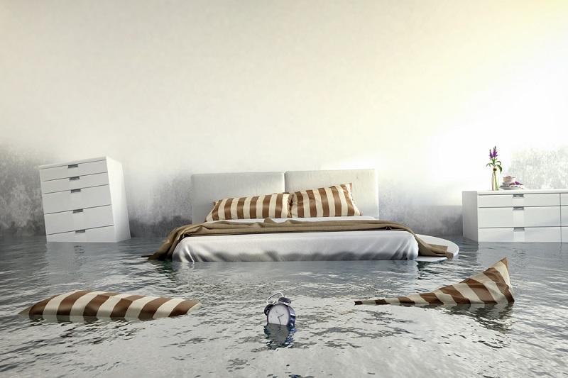 שיקום נזקי מים נדרשים באופן דחוף